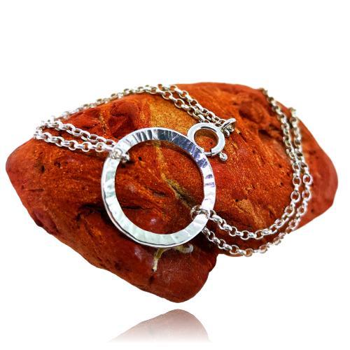 Full Circle Bracelet - Sterling Silver - col full circle bracelet silver 1