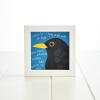 Broken Wings - Framed Giclée Art Print