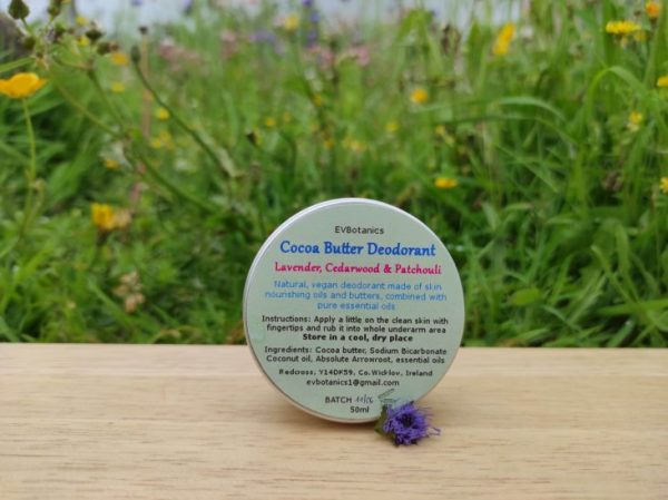 Cocoa Butter Deodorant