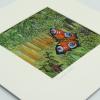 Summer/Samhradh Framed Textile Art