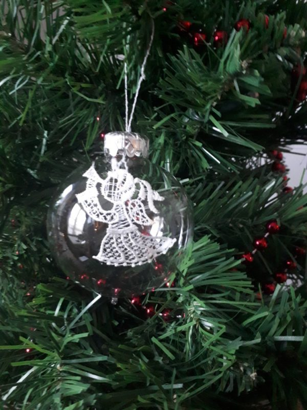 Angel Glass Bauble - 20200924 085830