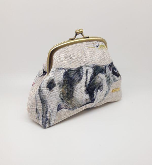 Dairy Cow Clutch Bag - 20210118 105042