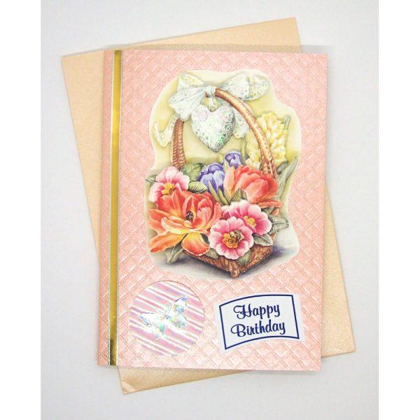 Handmade Birthday Card - 325 - 325a