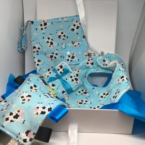 Baby Gift Set Cow