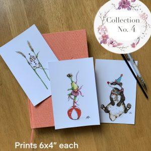 Circus Mini Collection of Prints
