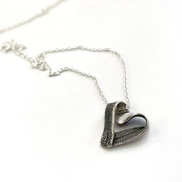 Sage Heart Pendant