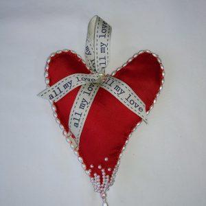'All My Love' Love Heart