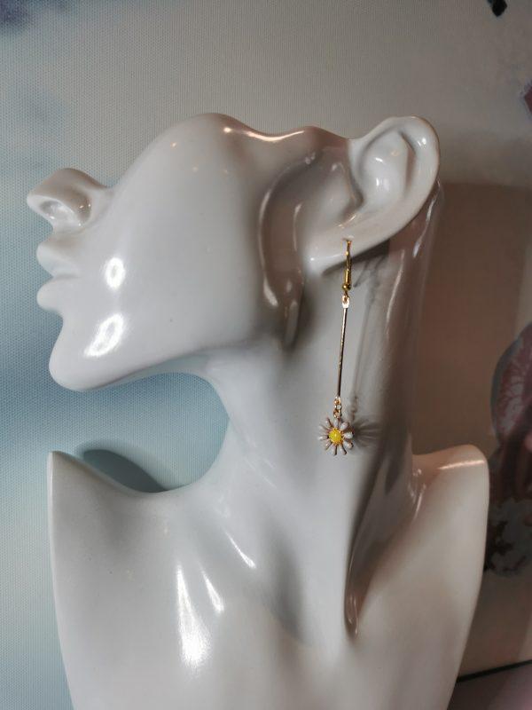 Daisy Earrings - IMG 20210124 131137