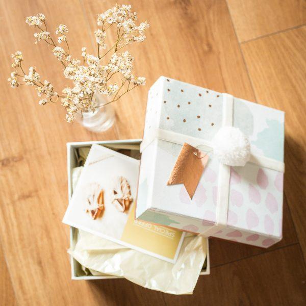 New Baby Gift Box - Photo Props - IMG 9127
