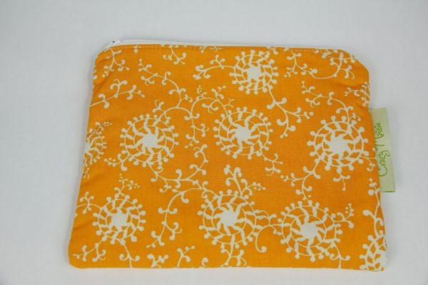 Orange Makeup Bag - RX302891