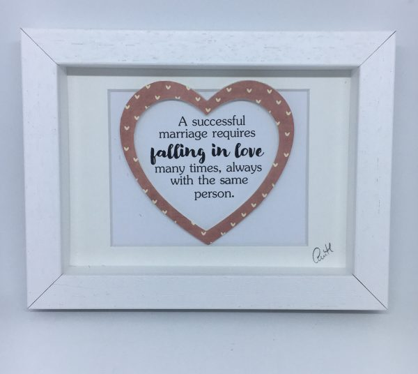 Little Framed Pic: Successful Marriage - Successful Marriage 3