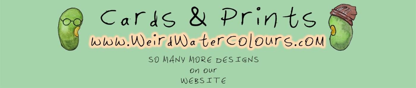 WeirdWatercolours