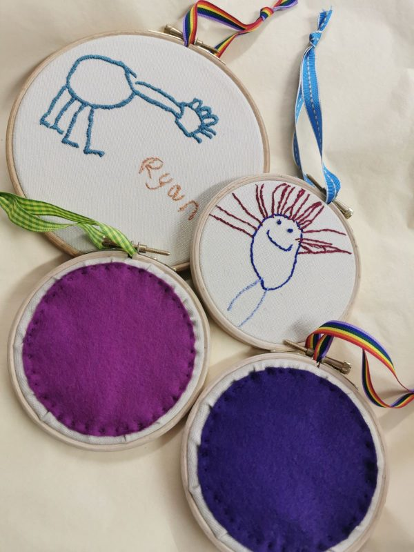 Your Child's Art Embroidery - image6