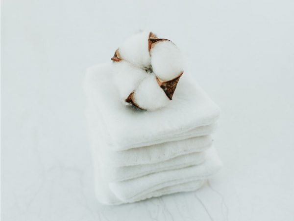 eco cotton pad