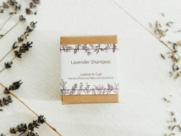 Lavender Shampoo - Normal Hair