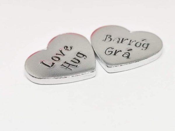 Love Hugs Pocket Gift - received 336600710778856