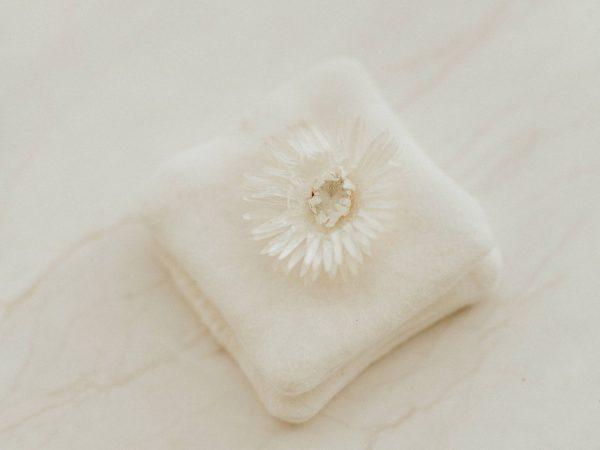 handmade makeup pads