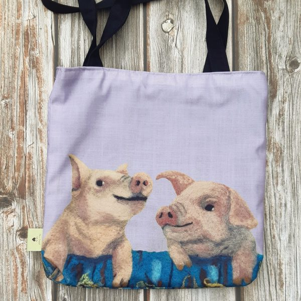 Who's Telling Porkies? - Eco Tote Bag