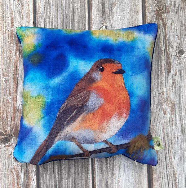 When Loved Ones Are Near - Velvet Cushion