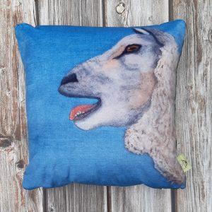 Hey Ewe - Velvet Cushion