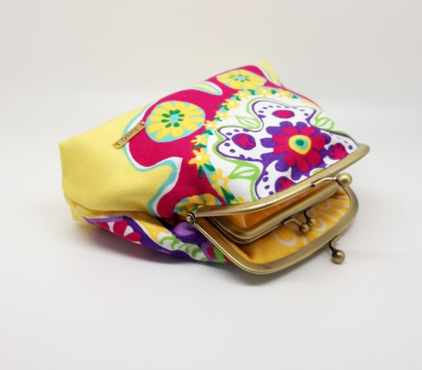 Lotus Flower Clutch Bag - 20210203 210235