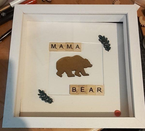 Mama Bear Frame