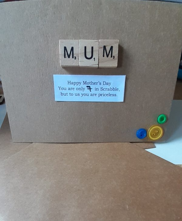 Scrabble Letters Mothers Day Cards - 20210221 140406