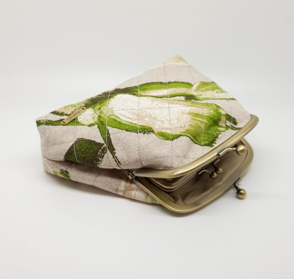 Quilted Green Clutch Bag - 20210223 220451