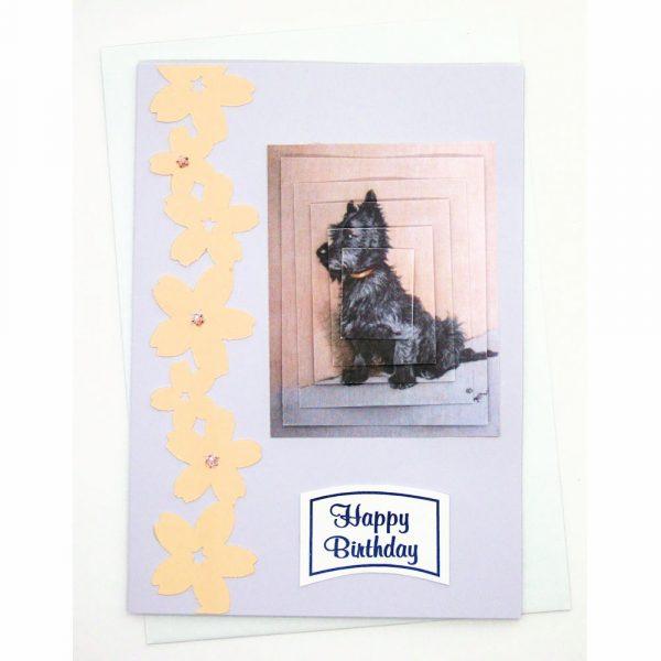 Handmade Birthday Card - 21 - 21y