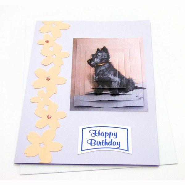 Handmade Birthday Card - 21 - 21z