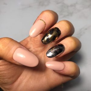 Nude Press-On Nails