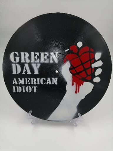 Green Day Vinyl Record