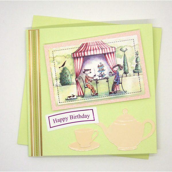 Handmade Birthday Card - 627 - 627a
