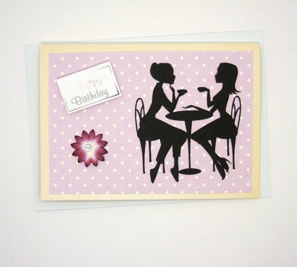 Handmade Birthday Card - 631