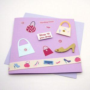 Handmade Greetings Card - 642