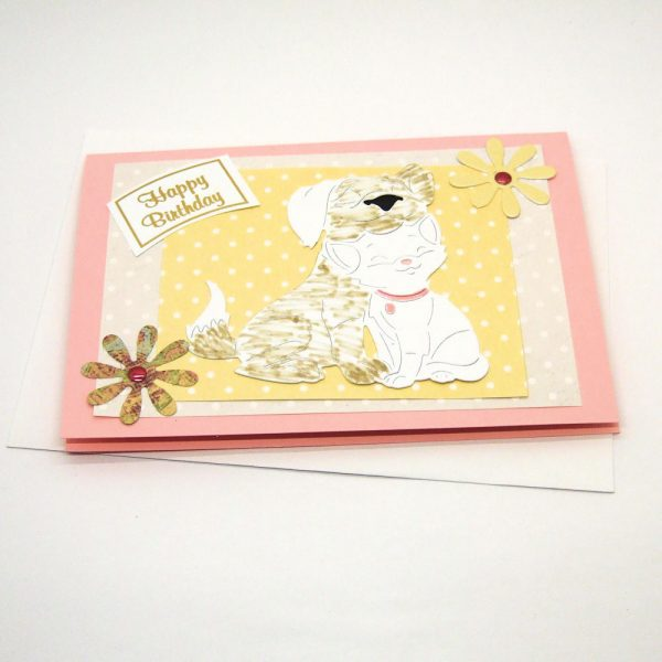 Handmade Birthday Card - 652 - 652a