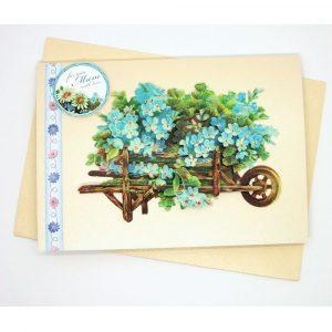 Handmade 'Mum / Mothers' Day' Card - 653
