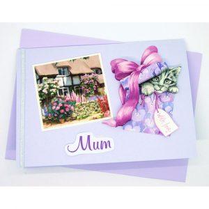 Handmade 'Mum / Mothers' Day' Card - 654