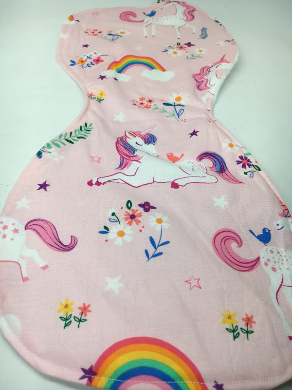 Burp Cloth unicorn - 7C08837A 50DF 44D6 9B82 2EB2E46119FD rotated
