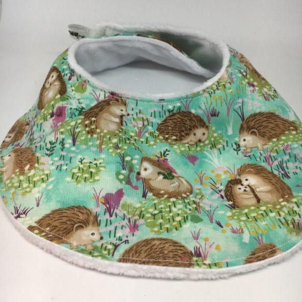Baby Gift Set Hedgehog Turquoise - 7E1F075A 1421 4561 AEC2 A1DCADE1B4DC rotated