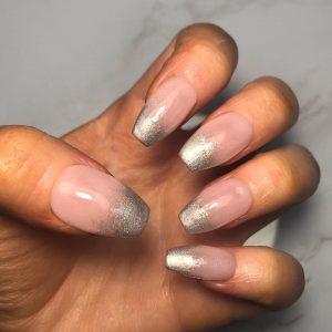 Holo Fade Press-On Nails