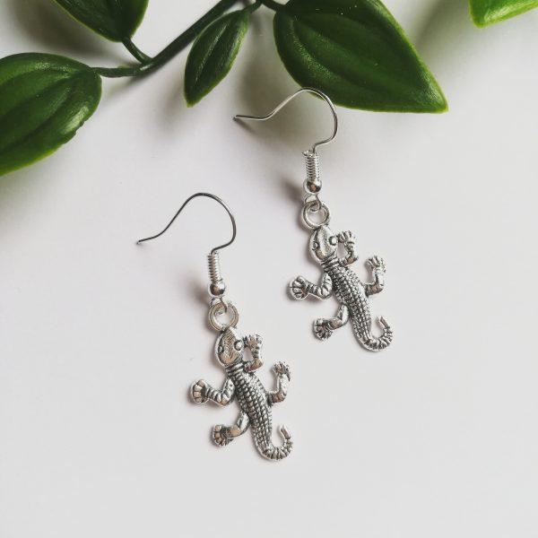 Geko Earrings