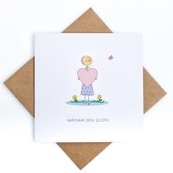 Máthair den scoth  - card - Mathair den scoth Irish mother s day card