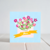Mother's Day Card Greeting Card - Mum