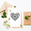 Love Letter A5 Postcard/Print