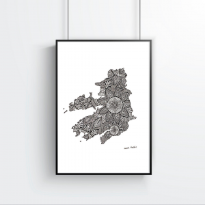 Kerry, Ireland Print