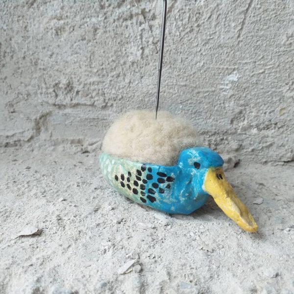 Duck Pin Cushion