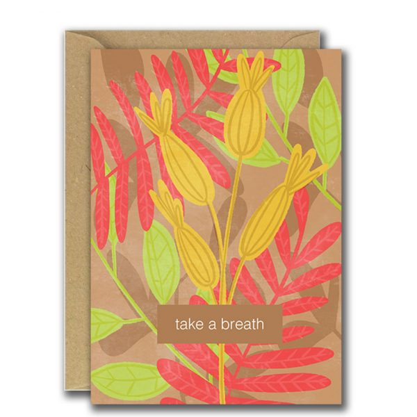 Take a Breath Card