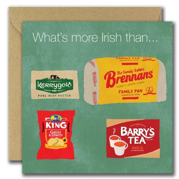 What's More Irish Than..