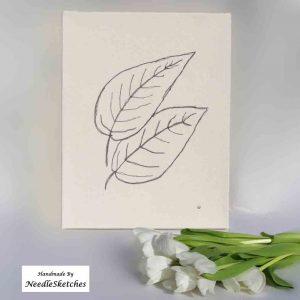 NeedleSketches Art